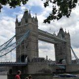 čudoviti londonski Tower Bridge
