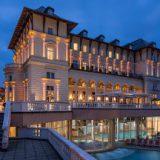 zunanjost hotela Falkensteiner Marienbad